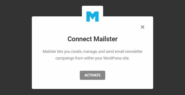 Mailster integration with Hustle