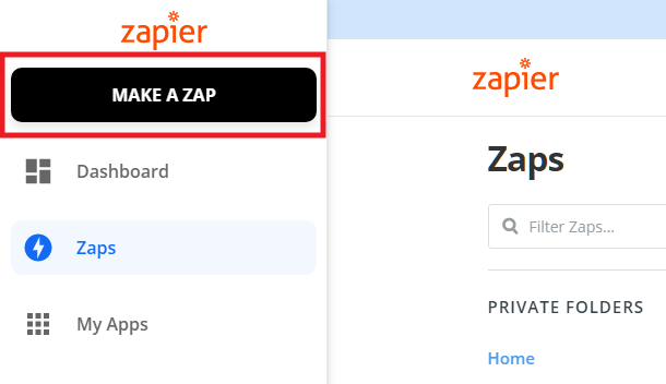 Create Zapier webhook in Hustle opt-in module