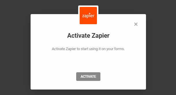 Zapier integration with Hustle