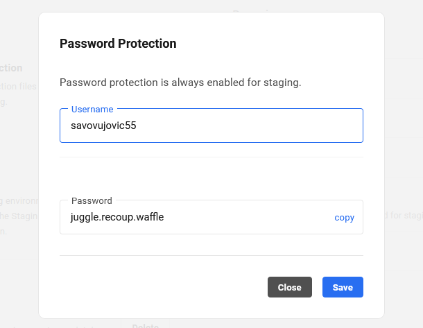 hosting-staging-password-protection