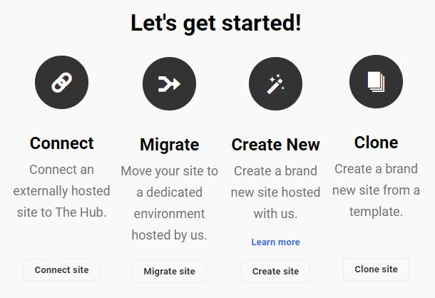 hosting tools options