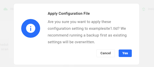 hub2-configs-site-apply-confirm