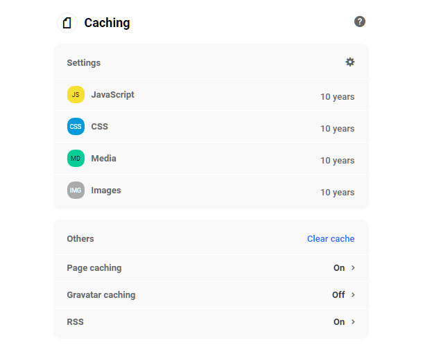 performance-overview-cache