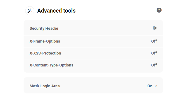 security-module-advanced