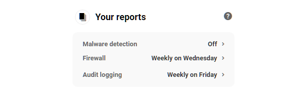 security-module-reports