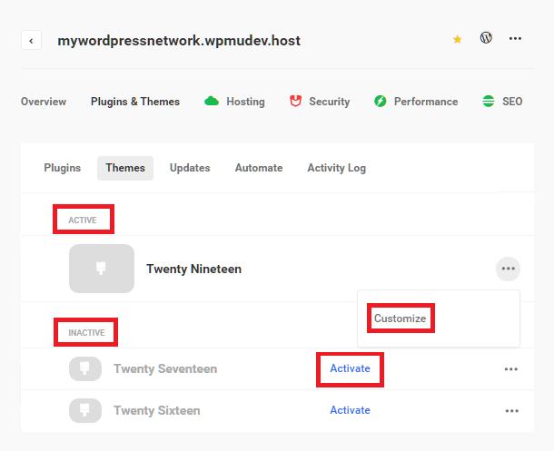 Hub 2.0 Theme tools