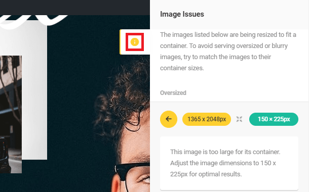 Image resize feature Smush Pro
