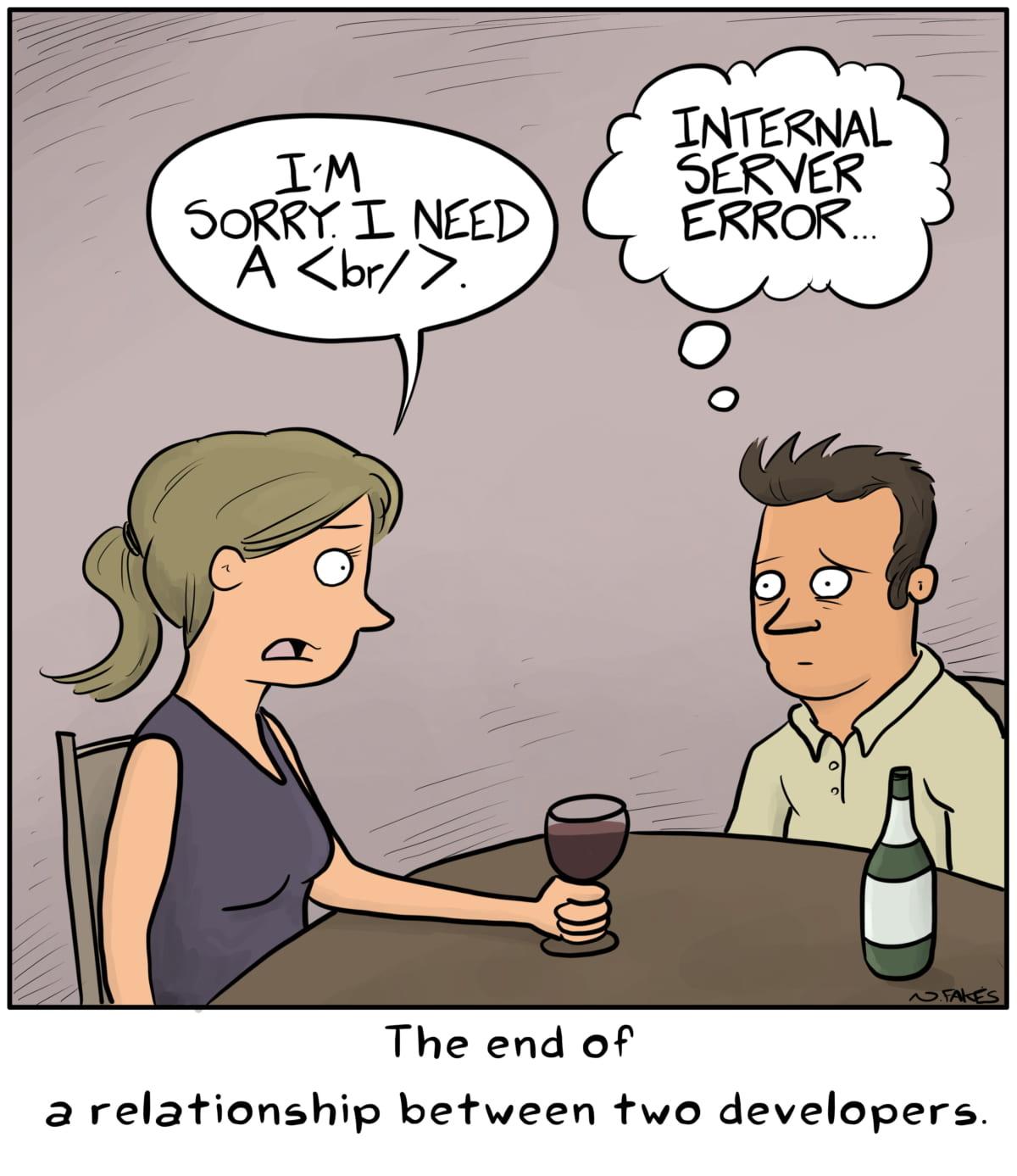 When Developers Break-Up